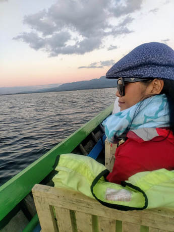 Summer Moments Inle lake